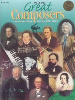 Meet the Great Composers: Classroom Kit, Book 2: Short Sessions on the (AL-00-17389)