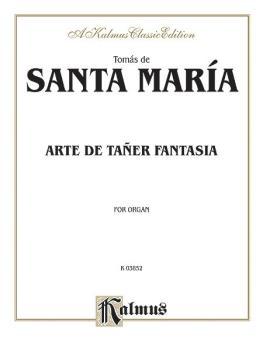 Arte de Tañer Fantasia (AL-00-K03852)