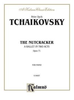 The Nutcracker, Opus 71 (Complete) (A Ballet in Two Acts) (AL-00-K04067)