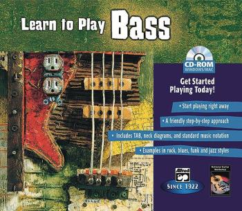 Learn to Play Bass (AL-00-22606)