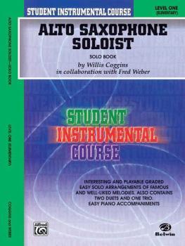 Student Instrumental Course: Alto Saxophone Soloist, Level I (AL-00-BIC00134SA)