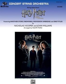 <i>Harry Potter and the Order of the Phoenix,</i> String Suite from (F (AL-00-29689)