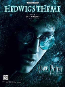 Hedwig's Theme (from <i>Harry Potter and the Half-Blood Prince</i>) (AL-00-33876)
