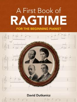 A First Book of Ragtime (For the Beginning Pianist) (AL-06-48128X)