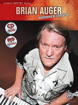 Brian Auger: Hammond B-3 Master: Learn Keyboard Techniques from the Le (AL-00-34214)