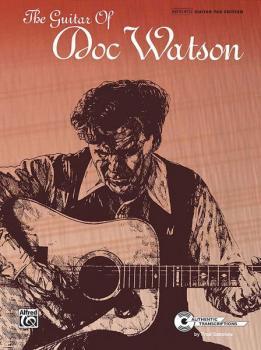 The Guitar of Doc Watson (AL-00-P0974GTX)