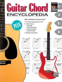 Guitar Chord Encyclopedia: 36 Chords in Each Key (AL-00-4432)