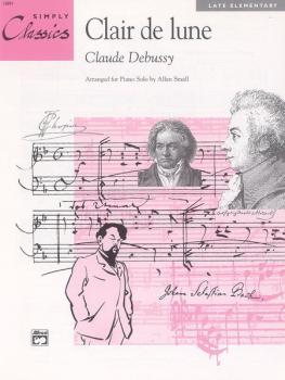 Clair de lune (from <I>Suite Bergamasque</I>) (AL-00-12891)