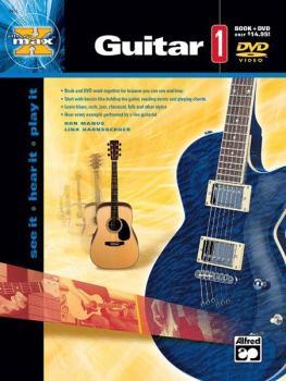 Alfred's MAX™ Guitar 1: See It * Hear It * Play It (AL-00-22656)