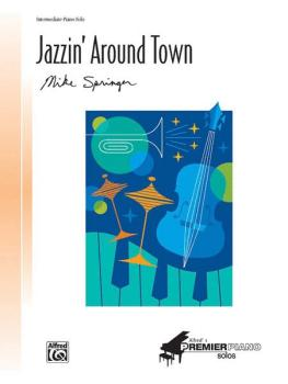 Jazzin' Around Town (AL-00-24190)