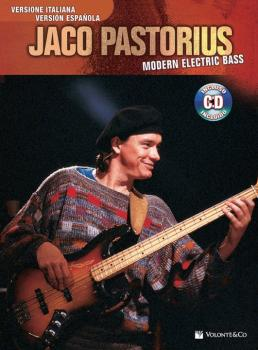 Jaco Pastorius: Modern Electric Bass (AL-00-41991)