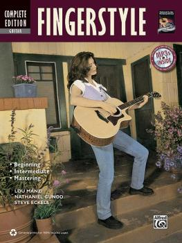 Complete Fingerstyle Guitar Method Complete Edition (AL-00-36612)