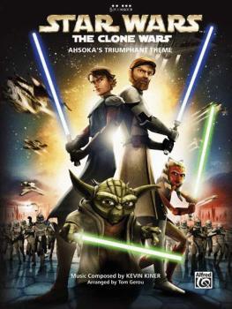 Ahsoka's Triumphant Theme (from <i>Star Wars®: The Clone Wars</i>) (AL-00-32429)