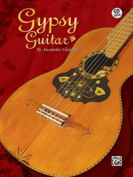 Gypsy Guitar (AL-00-0735B)