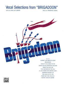 Brigadoon: Vocal Selections (AL-00-TSF0013)