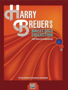 Harry Breuer's Mallet Solo Collection (For Any Keyboard Percussion Ins (AL-00-143)