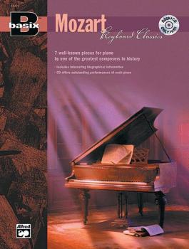 Basix®: Keyboard Classics: Mozart (AL-00-19470)
