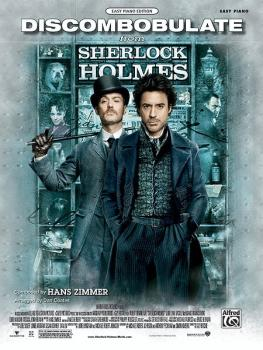 Discombobulate (from the Motion Picture <i>Sherlock Holmes</i>) (AL-00-35265)