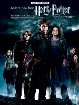 <I>Harry Potter and the Goblet of Fire™,</I> Selections from (AL-00-25290)
