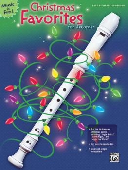 Christmas Favorites for Recorder (AL-00-28426)