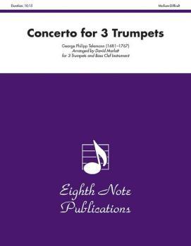 Concerto for 3 Trumpets (AL-81-TE965)