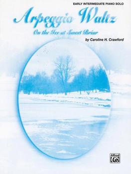 Arpeggio Waltz (On the Ice at Sweet Briar) (AL-00-28045A)