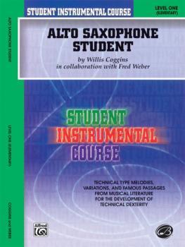 Student Instrumental Course: Alto Saxophone Student, Level I (AL-00-BIC00131A)
