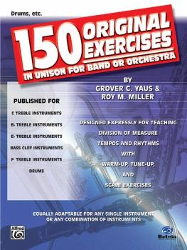 150 Original Exercises in Unison for Band or Orchestra (AL-00-EL00153)