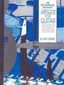 Arpeggios for Guitar (AL-00-F3093GTX)