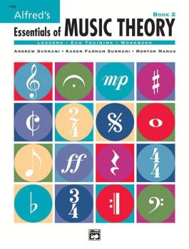 Alfred's Essentials of Music Theory: Book 2 (AL-00-17232)