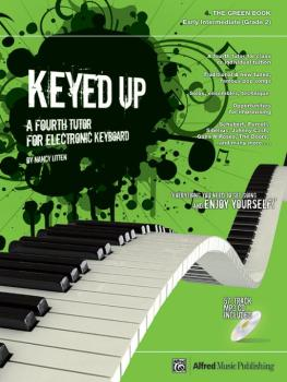 Keyed Up: The Green Book: A Fourth Tutor for Electronic Keyboard (AL-00-20157UK)