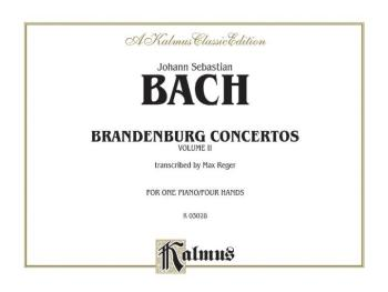 Brandenburg Concertos, Volume II (AL-00-K03028)