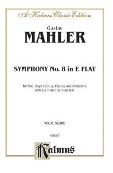 Symphony No. 8 in E-flat Major (AL-00-K06887)