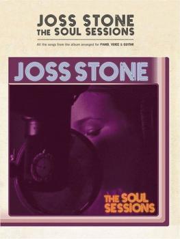 Joss Stone: The Soul Sessions (AL-55-10027A)