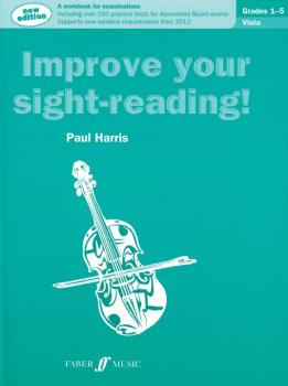 Improve Your Sight-reading! Viola, Grade 1-5 (Revised Edition): A Work (AL-12-0571536999)
