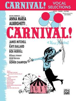 Carnival: Vocal Selections (AL-00-TSF0014)