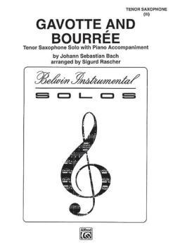 Gavotte and Bouree (AL-00-FDS00168)