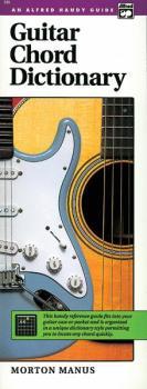 Guitar Chord Dictionary (AL-00-358)