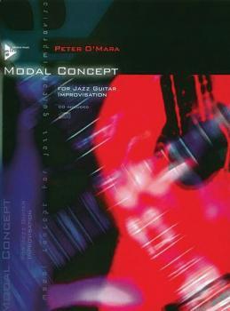 Modal Concept (For Jazz Guitar Improvisation) (AL-01-ADV10025)