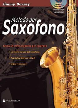 Metodo Per Sassafono: Scuola di ritmo moderno per saxofono (AL-00-41990)