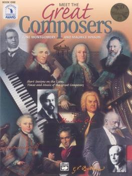 Meet the Great Composers: Classroom Kit, Book 1: Short Sessions on the (AL-00-16908)