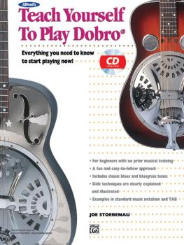 Alfred's Teach Yourself to Play Dobro®: Everything You Need to Know to (AL-00-22597)