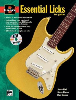 Basix®: Essential Licks for Guitar (AL-00-14913)