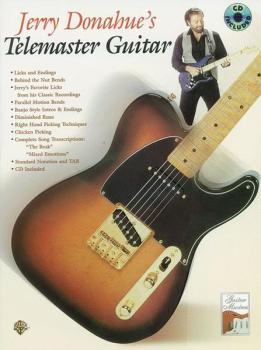Jerry Donahue's Telemaster Guitar (AL-00-5209A)