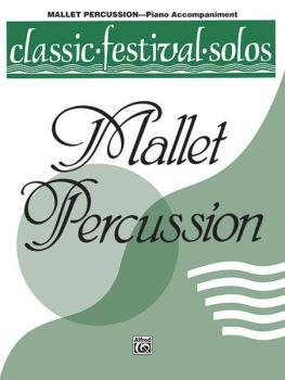 Classic Festival Solos (Mallet Percussion), Volume 1 Piano Acc. (AL-00-EL03749)