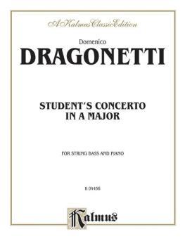 Student's Concerto in A Major (AL-00-K04456)