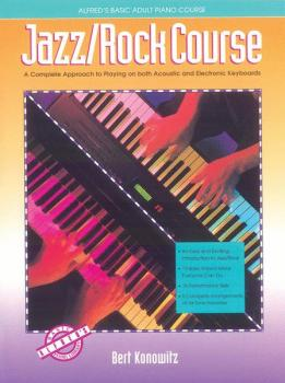Alfred's Basic Adult Jazz/Rock Course (AL-00-3134)