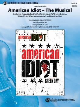 <i>American Idiot -- The Musical,</i> Selections from (Featuring: Jesu (AL-00-35939)