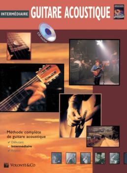 Guitare Acoustique Intermediaire [Intermediate Acoustic Guitar]: Metho (AL-00-40667)