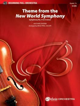 <i>New World Symphony</i>, Theme from the: Symphony No. 9 in E Minor (AL-00-43756S)